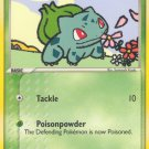Pokemon EX Crystal Guardians Single Card Common Bulbasaur 45/100