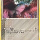 Pokemon EX Crystal Guardians Single Card Common Aron 44/100