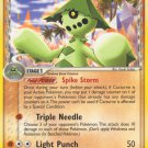 Pokemon EX Crystal Guardians Single Card Rare Cacturne δ 15/100