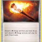 Pokemon XY FlashFire Single Card Uncommon Fiery Torch 89/106