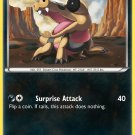 Pokemon XY FlashFire Single Card Common Sandile 56/106