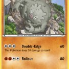 Pokemon XY FlashFire Single Card Uncommon Graveler 46/106