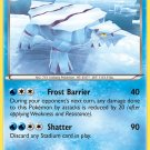 Pokemon XY FlashFire Single Card Uncommon Avalugg 31/106