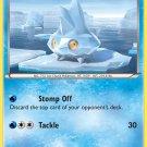 Pokemon XY FlashFire Single Card Common Bergmite 30/106