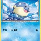 Pokemon XY FlashFire Single Card Common Spheal 24/106