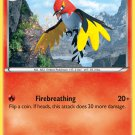 Pokemon XY FlashFire Single Card Uncommon Fletchinder 17/106