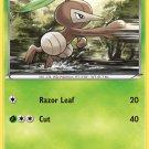 Pokemon XY FlashFire Single Card Uncommon Nuzleaf 6/106