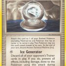 Pokemon EX Hidden Legends Single Card Uncommon Ancient Technical Machine [Ice] 84/101