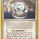 Pokemon EX Hidden Legends Single Card Uncommon Ancient Technical Machine [Ice] 84/101