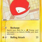 Pokemon EX Hidden Legends Single Card Common Voltorb 80/101