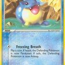 Pokemon EX Hidden Legends Single Card Common Spheal 74/101