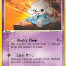 Pokemon EX Hidden Legends Single Card Common Meditite 65/101