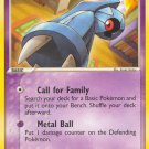 Pokemon EX Hidden Legends Single Card Common Beldum 54/101