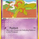 Pokemon EX Hidden Legends Single Card Common Baltoy 52/101