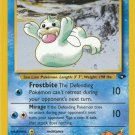 Pokemon Gym Challenge Single Card Common Misty's Seel 91/132