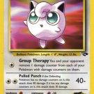 Pokemon Gym Challenge Single Card Common Erika's Jigglypuff 69/132