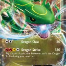 Pokemon XY Roaring Skies Single Card Rare Holo EX Rayquaza EX 60/108