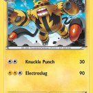 Pokemon XY BreakPoint Single Card Uncommon Electivire 43/122