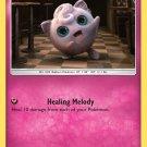 Pokemon Detective Pikachu Single Card Holofoil Common Jigglypuff 14/18