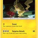 Pokemon Detective Pikachu Single Card Holofoil Rare Detective Pikachu 10/18