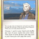 Pokemon Diamond & Pearl Base Set Single Card Uncommon Professor Rowan 112/130