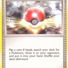 Pokemon Diamond & Pearl Base Set Single Card Uncommon Poke Ball 110/130