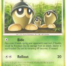 Pokemon Diamond & Pearl Base Set Single Card Common Seedot 97/130