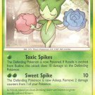 Pokemon Diamond & Pearl Base Set Single Card Common Roselia 96/130