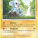 Pokemon Diamond & Pearl Base Set Single Card Common Meditite 89/130