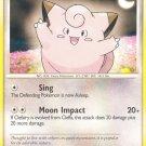 Pokemon Diamond & Pearl Base Set Single Card Common Clefairy 77/130