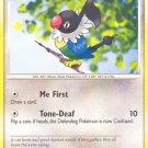 Pokemon Diamond & Pearl Base Set Single Card Common Chatot 74/130
