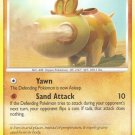 Pokemon Diamond & Pearl Base Set Single Card Uncommon Hippopotas 51/130
