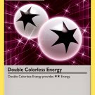 Pokemon XY Fates Collide Single Card Uncommon Double Colorless Energy 114/124