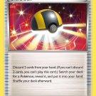 Pokemon XY Fates Collide Single Card Uncommon Ultra Ball 113/124