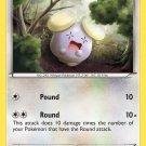 Pokemon XY Fates Collide Single Card Common Whismur 80/124