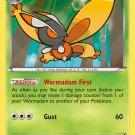 Pokemon XY Fates Collide Single Card Rare Mothim 4/124