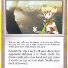 Pokemon D&P Secret Wonders Single Card Uncommon Rival 124/132