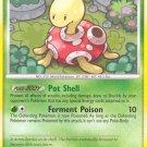Pokemon D&P Secret Wonders Single Card Common Shuckle 109/132