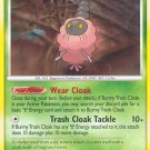 Pokemon D&P Secret Wonders Single Card Common Burmy Trash Cloak 80/132