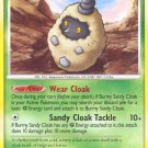 Pokemon D&P Secret Wonders Single Card Common Burmy Sandy Cloak 79/132