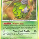 Pokemon D&P Secret Wonders Single Card Common Burmy Plant Cloak 78/132