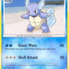 Pokemon D&P Secret Wonders Single Card Uncommon Wartortle 75/132