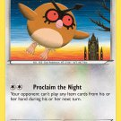 Pokemon XY BREAKthrough Single Card Common Hoothoot 119/162