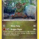 Pokemon XY BREAKthrough Single Card Uncommon Fraxure 110/162