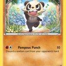 Pokemon XY BREAKthrough Single Card Common Pancham 86/162