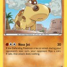 Pokemon XY BREAKthrough Single Card Common Hippopotas 83/162
