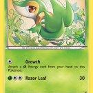 Pokemon B&W Legendary Treasures Radiant Collection Single Card Common Snivy RC1/RC25