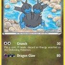 Pokemon B&W Legendary Treasures Single Card Uncommon Zweilous 98/113