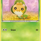 Pokemon B&W Legendary Treasures Single Card Common Sewaddle 10/113