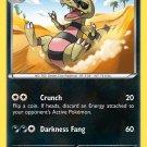Pokemon XY Base Set Single Card Uncommon Krokorok 70/146